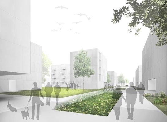 1. Preis: Perspektive Humboldt-Weg, © roedig . schop