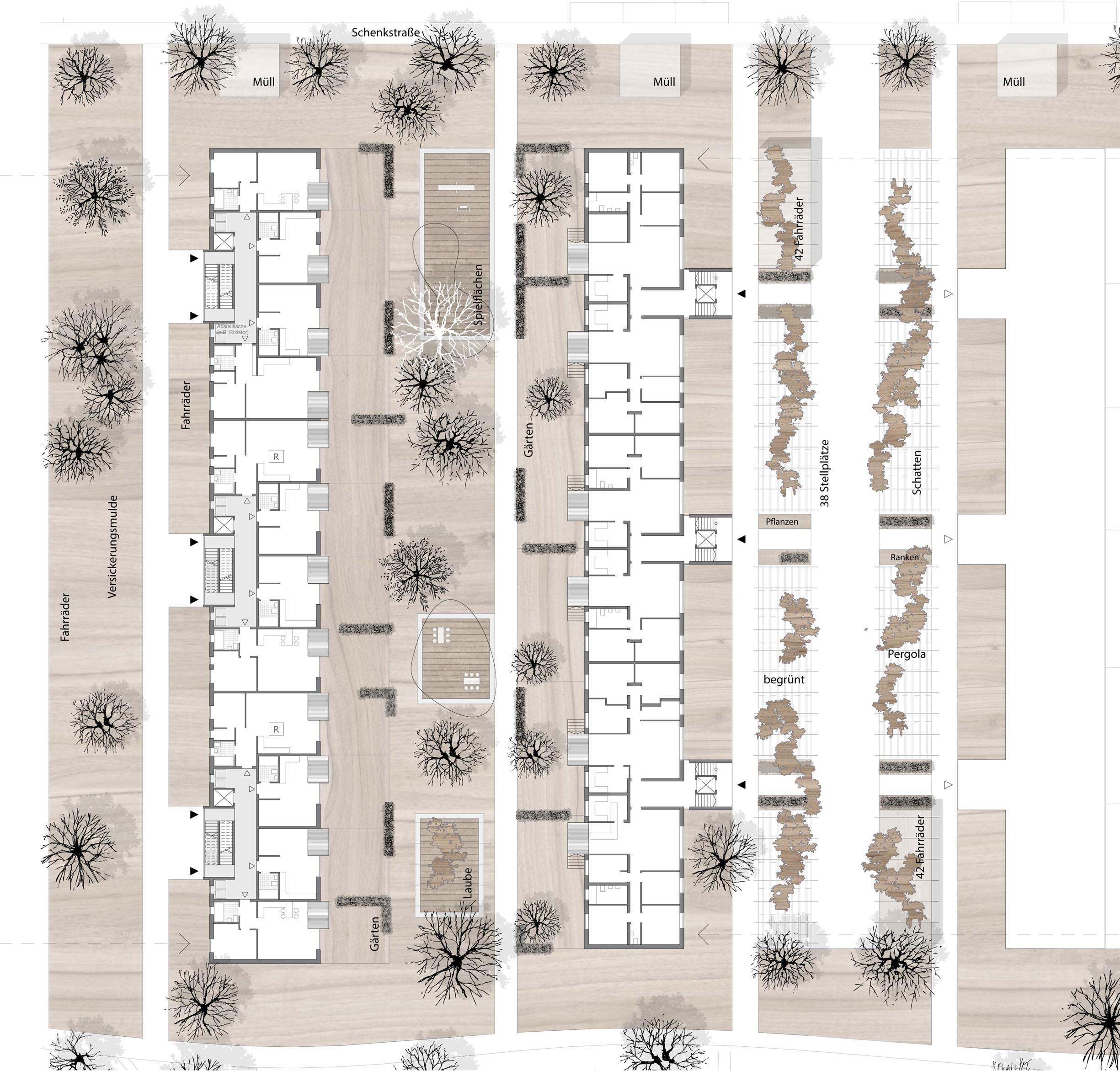 Result: Wohnquartier Johann-Kalb-Straße / Schenkstr...competitionline