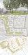 """Blick """"Kleine Promenade"""" Richtung Parkentrée/Taubenmarkt --------------------------------------------------- Entwurf (Oms. 1.200) --------------------------------------------------- Lageplan (Oms. 1.1000)"""