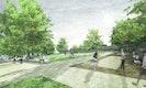 Schlossparkerweiterung