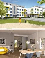 b ro 13 architekten architekten competitionline. Black Bedroom Furniture Sets. Home Design Ideas