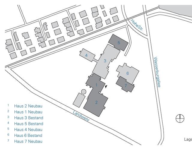 Schul- und Sporthallenerweiterung, Umbau und Sanierung der Gesamtschule am Forstgarten in Kleve