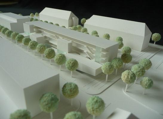 1. Preis: © BLK2 Architekten