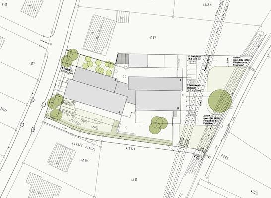 Ergebnis Neubau Der Eduard Spranger Schule Objektp