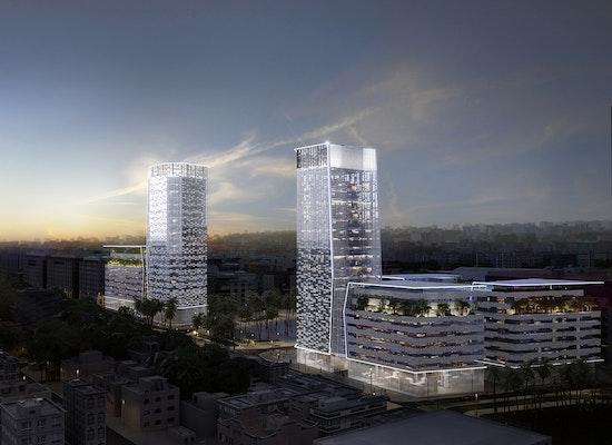 Project Abdali Gate Ammancompetitionline