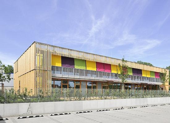 Projekt baumhaus betriebskindergarten berufsbild - Baumhaus architekturburo ...