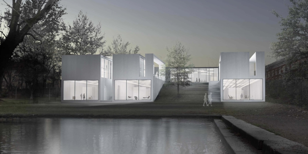 ergebnis: neues bauhaus-museum..petitionline, Innenarchitektur ideen