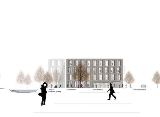 1. Preis: 1. Preis: Finanzamt Nordfriesland: Ackermann + Renner