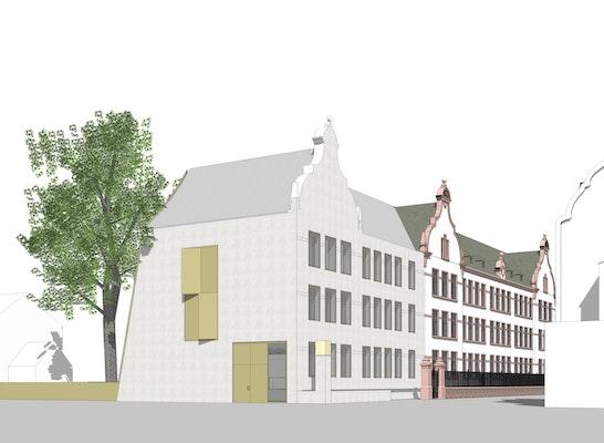 Hostato-Schule, Frankfurt-Höchst