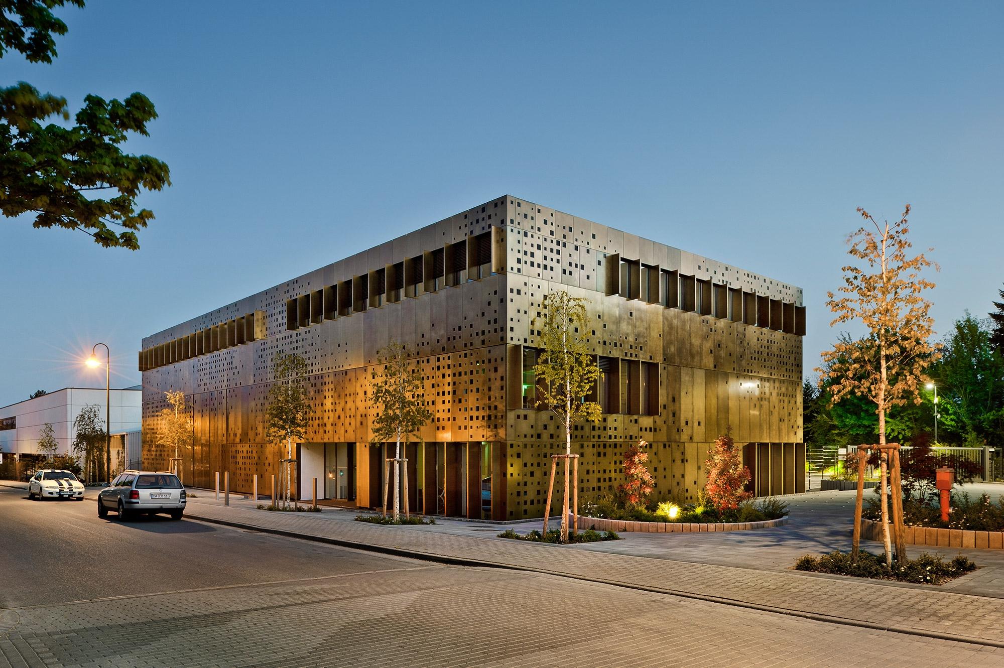 Ergebnis tecu architecture award competitionline