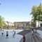 Neue Mitte Mettmann – Neubau eines Ev. Gemeindezentrums, Platzgestaltung und Kirchensanierung