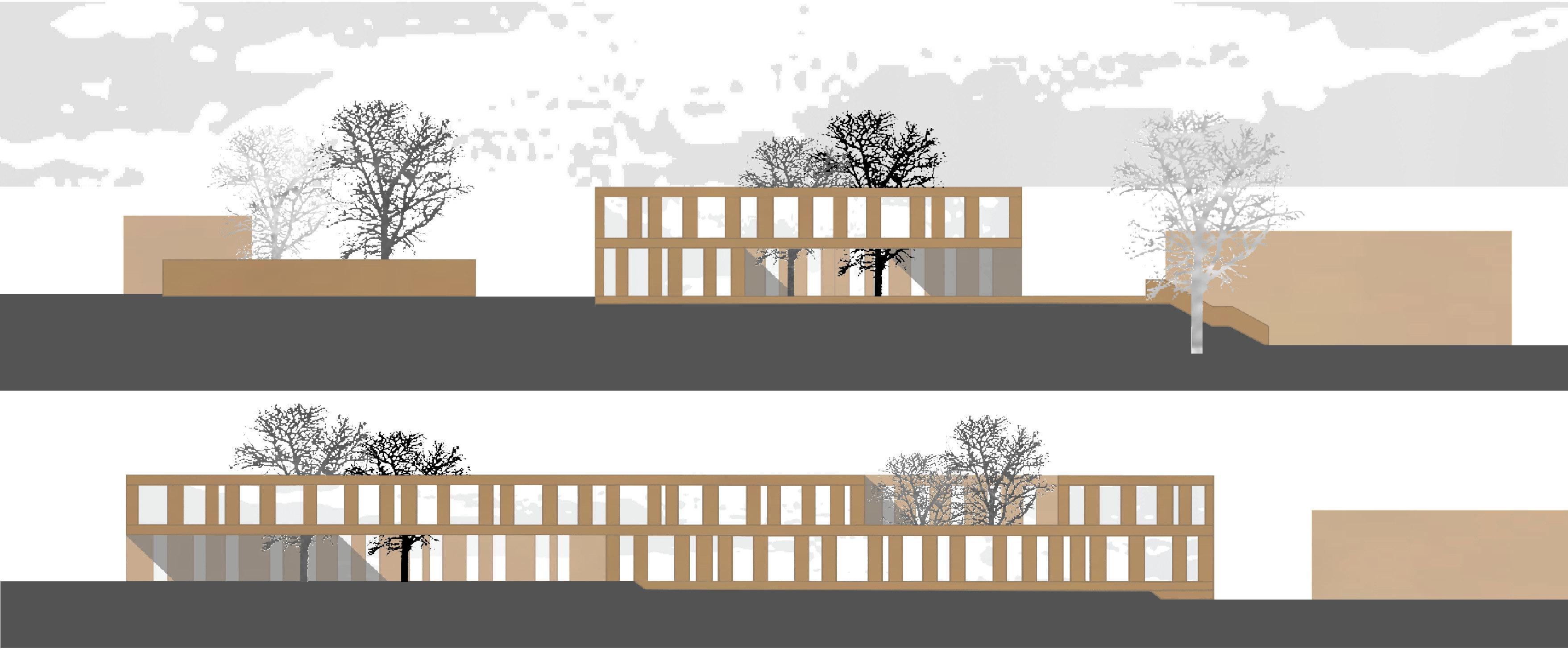 Architekten Recklinghausen ankauf neubau der comeniusschule competitionline
