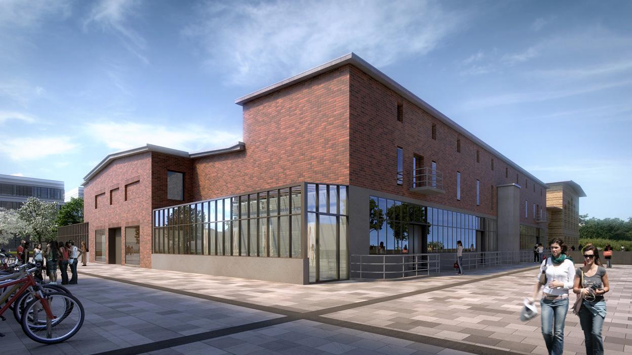 projekt neubau fachhochschule dsseldorf campus dcompetitionline - Fh Dsseldorf Bewerbung