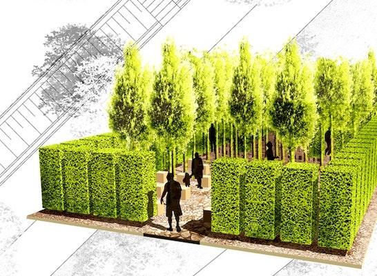 Ergebnis Nachwuchswettbewerb Quot Garten Der Zukunft
