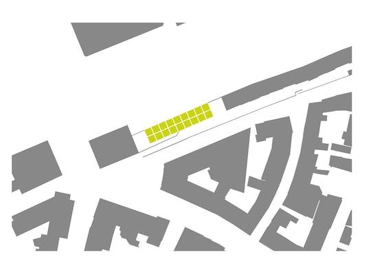 Gewinner Zur Realisierung empfohlen: Schwarzplan, © silands | Gresz + Kaiser Landschaftsarchitekten PartG