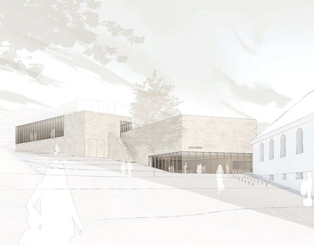 Sanierung und Erweiterung des Jahn-Museums in Freyburg