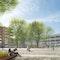 Blick auf den Willy-Brandt-Platz (1)