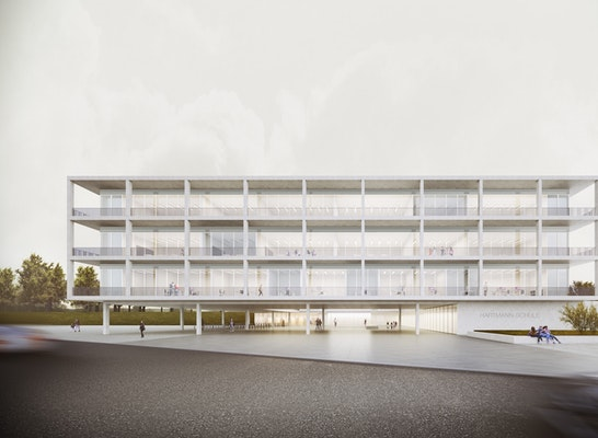 1st Prize: © CODE UNIQUE Architekten