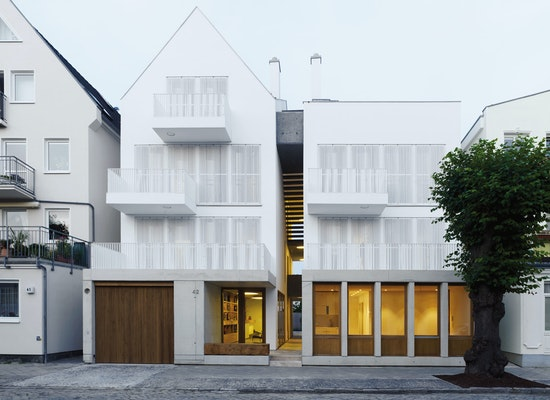 Hans Schaefers Preis 2013: Duett, Löser Lott Architekten GmbH, Architektin: Katharina Löser (Löser Lott Architekten, Berlin), © Stefan Müller