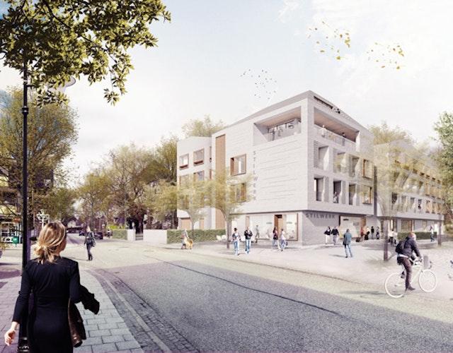 Neubau eines stilwerk Hotels in Travemünde