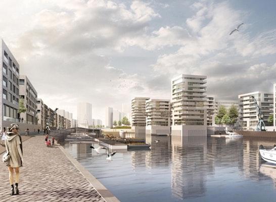 1. Preis: 1. Preis: APB. Architekten BDA, Hamburg; Rehwaldt Landschaftsarchitekten, Dresden