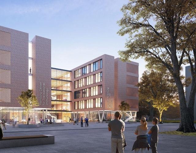 Universitätsklinikum Hamburg-Eppendorf – Campus Forschung II und HCTI