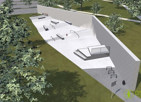 Skatepark Erfurt / Johannesfeld