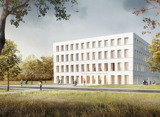Zuschlag: Kiepenheuer-Institut für Sonnenphysik, © Birk Heilmeyer und Frenzel Architekten