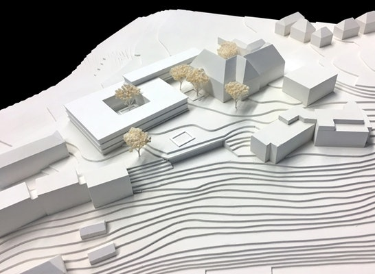 1. Preis: Birk Heilmeyer und Frenzel Architekten