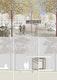Perspektive_Blick Ehrenzeller Platz zum Stadtpodest/Café -------------------------------------------------- Detail Stadtpodest/Café_Ansicht/Schnitt (Oms 1:25)