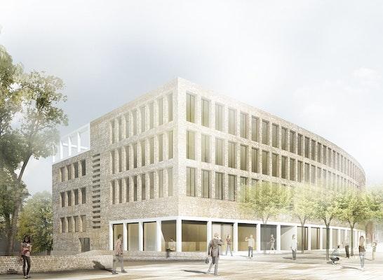 Zuschlag: © Ackermann + Raff Architekten  BDA