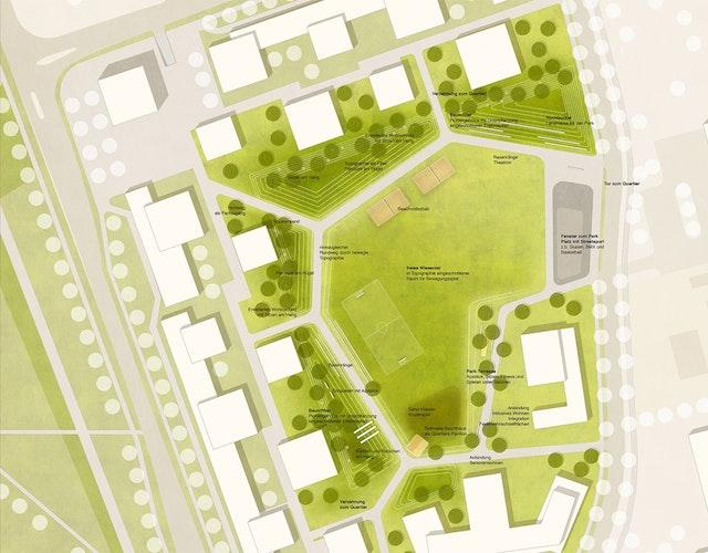 Landesgartenschau Ingolstadt 2020 Freianlagen Spielpark