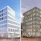 Zwei 1. Preise - links: ap plan mory osterwalder vielmo; rechts: Riehle + Assoziierte Architekten und Stadtplaner