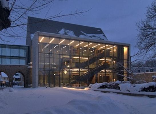 Ergebnis Th 252 Ringer Staatspreis F 252 R Architektur Un