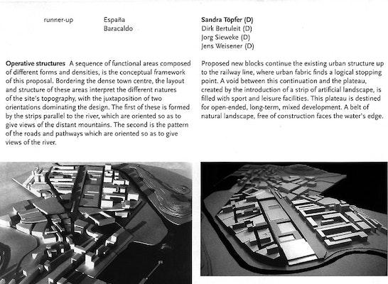 Europan 5 New Housing Landscape Travel And Proximi