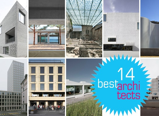 Best Architects 14 Competitionline