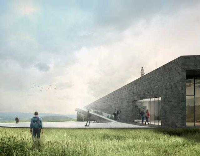 Projektentwicklung Besucher- und Erlebniszentrum Hohe Geba