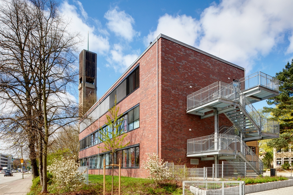 Projekt Erweiterungsbau Matthias Claudius Gymnasiumcompetitionline
