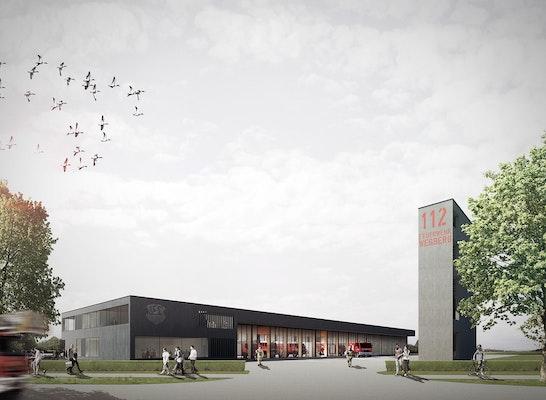 1st Prize: © Scheidt Kasprusch Ges. v. Architekten mbH