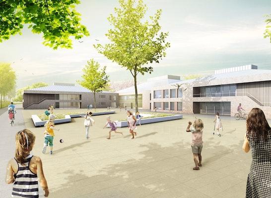 1. Preis: ppp architekten+stadtplaner