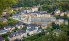 Luftbild vom Plateau de Kichberg aus gesehen.