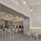 Messehalle 6 und Café Bar