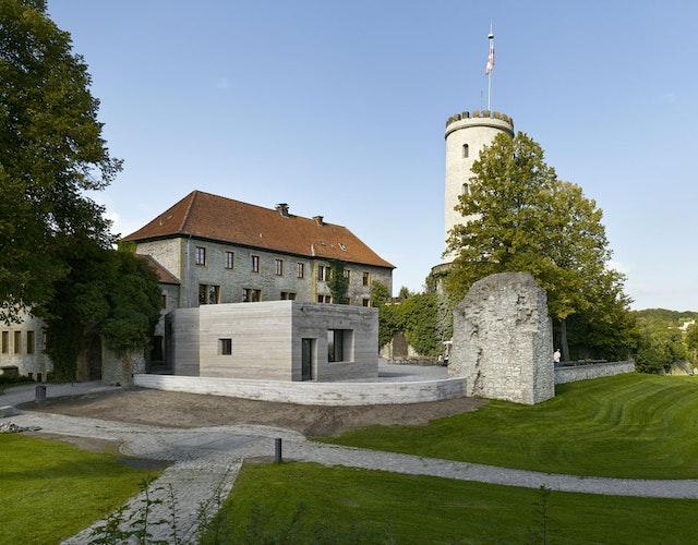 Besucherinformationszentrum Sparrenburg