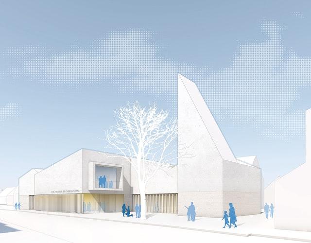 Neubau Rathaus der Gemeinde Tegernheim