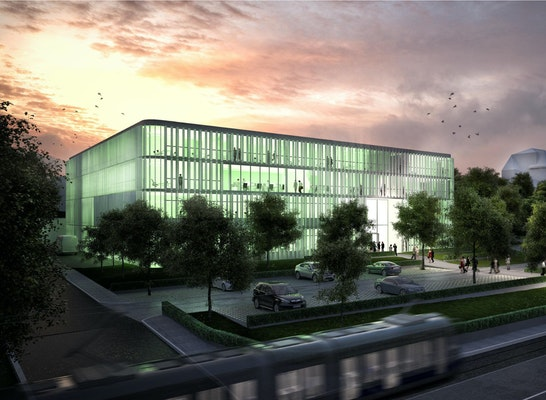 Neubau Labor Und Verwaltungsgeb 228 Ude Htc Competitionline