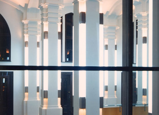 projekt deutsche telekom service center competitionline. Black Bedroom Furniture Sets. Home Design Ideas