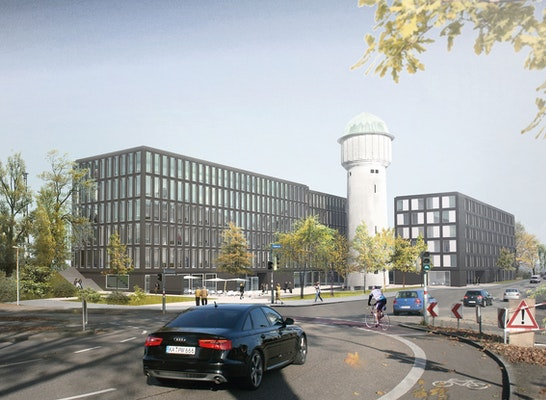 1. Preis: © Peter W. Schmidt Architekt BDA