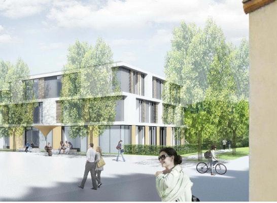 Ergebnis Zukunftskonzept Bko Neubau Des Bezirks