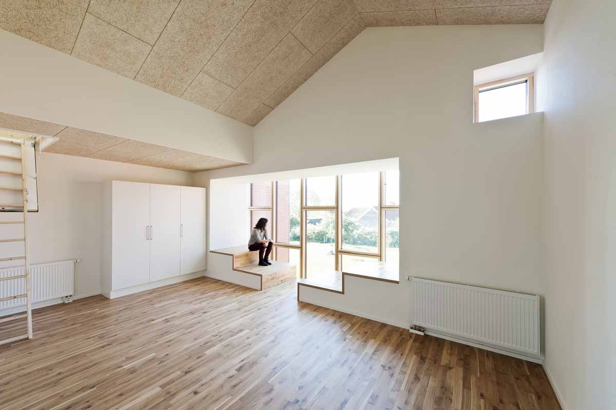 «Детский дом будущего» в Дании. Проект CEBRA