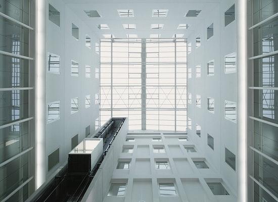 St. Annen / Atrium